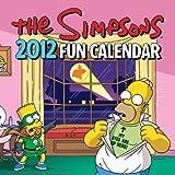 The Simpsons 2012 Fun Calendar, Matt Groening, 0062044958