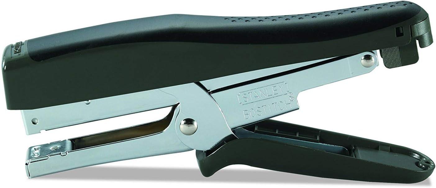 Bostitch B8 Xtreme Duty 45 Sheet Plier Stapler, Black (B8HDP) (2-Pack)
