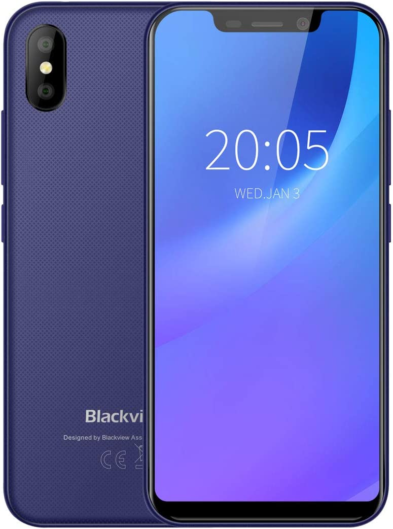 Blackview A30 Smartphone Libre Android 8.1 5.5