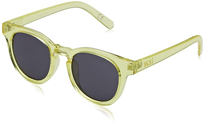 Vans WELLBORN II Shades Gafas de Sol, Amarillo (Sunny Lime), 50 para Hombre