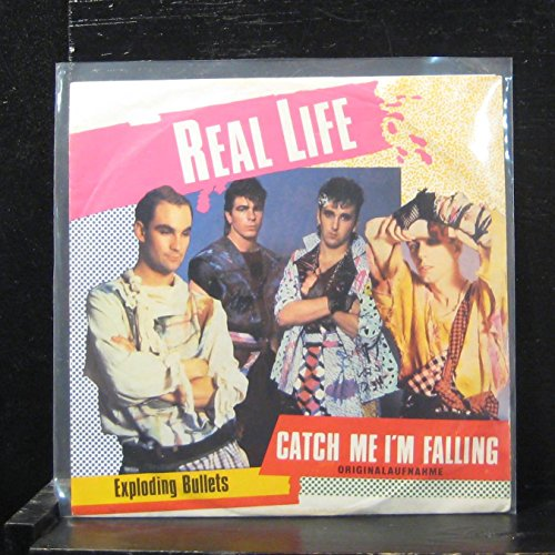 Real Life - Catch Me I'm Falling - 7
