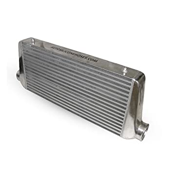 Intercooler 600 x 300 x 76mm AutoSiliconeHoses 76mm outlet