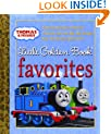 Thomas & Friends: Little Golden Book Favorites (Thomas & Friends)