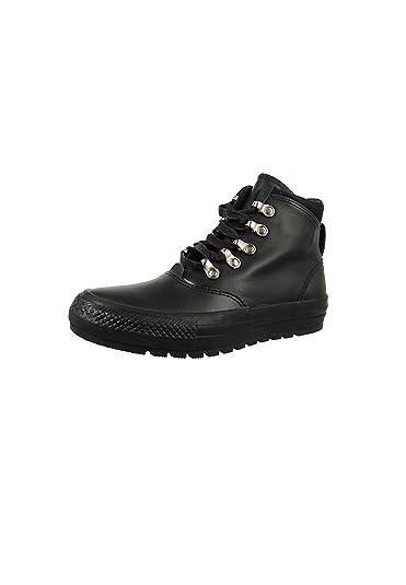 Converse Chucks Schwarz 557917C Chuck Taylor All Star Ember Boot HI Black  Leder