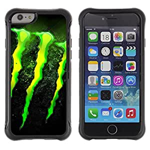 BullDog Case@ MONSTER Rugged Hybrid Armor Slim Protection Case Cover Shell For iphone 6 6S CASE Cover ,iphone 6 4.7 case,iphone 6 cover ,Cases for iphone 6S 4.7