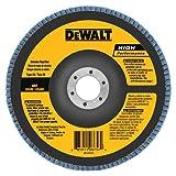 DEWALT DW8382H 6-Inch X 5/8-Inch-11 80G Type 29 Hp Flap Disc