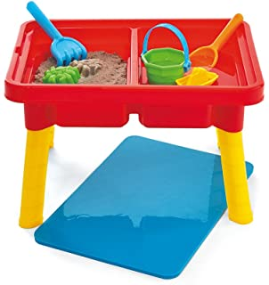 Kidoozie Sand U0027n Splash Activity Table With Storage Compartment And Lid