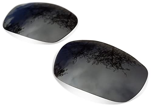 Sunglasses Restorer Lentes Polarizadas de Recambio Titanium para Oakley Breadbox