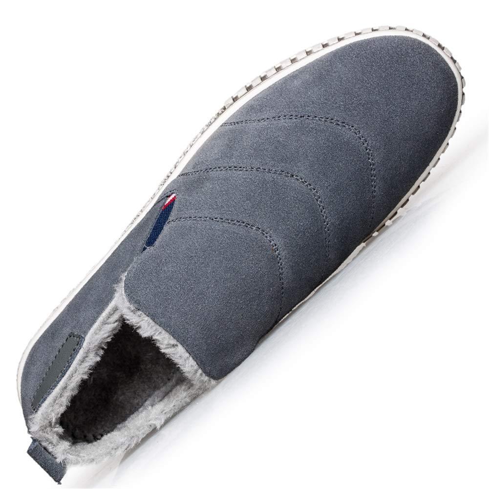 XUE Herrenschuhe Schneestiefel Herbst Winter Schuh Schuh Schuh Loafers & Slip-Ons Laufschuhe Casual Wanderschuhe Komfort Schneeschuh Plateauschuhe Bullock Schuhe Home bd7558