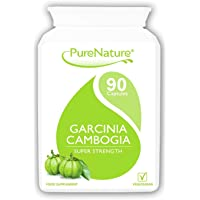 90 Garcinia Cambogia 1500mg Daily with Essential Potassium & Calcium for Rapid Absorption & No Stimulants|100% Quality Assured Money Back Gaurantee| Safe UK Made 5 STAR Rated | Suitable for Vegetarians & Vegans | Full Month Supply