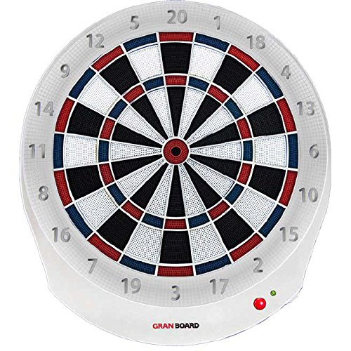 Check Out This Gran Board Dash Renew Bluetooth Electronic Dartboard - White