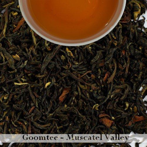 2016 Darjeling Autumn Tea 100gm(3.52oz) | Organic, Loose Leaf (Goomtee) Premium Quality Teas| Darjeeling Tea Boutique