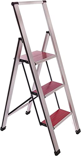 Bed Side Step Stool – Provencial Stained 11 Wide Made in U.S.A.