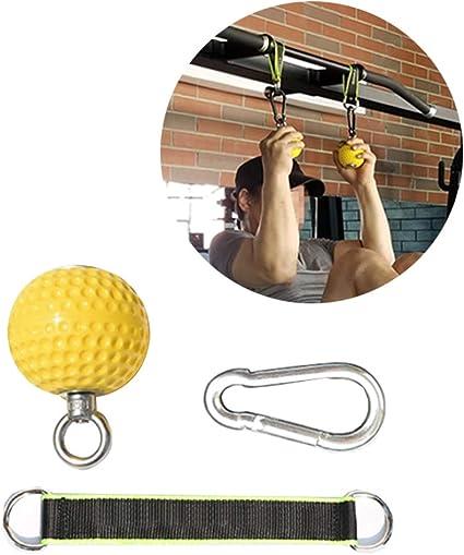 1 juego de bolas de entrenamiento para musculación y espalda ...