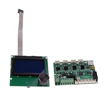 creality 3d CR10 3d impresora placa base placa de control con ...