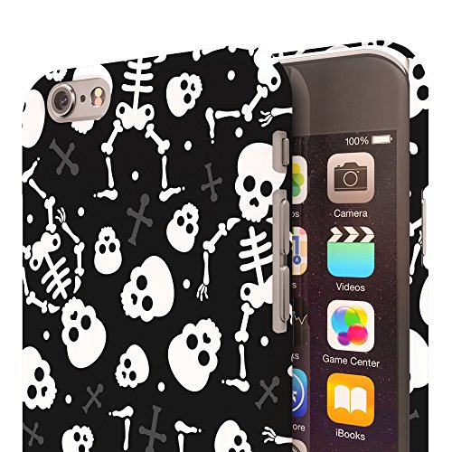 Koveru Back Cover Case for Apple iPhone 6 - Mexican Skulls