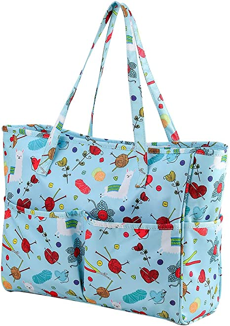 Floss Daily Tote Bag Cross Stitch Gift