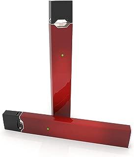 product image for 2 Pack - Red Burst Decal Sticker Vinyl Skin for Juul Vape