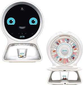 Smartphone Connected Automatic Pill Dispenser   Medicine Organizer with Alarm   Pria™ by BLACK + DECKER™