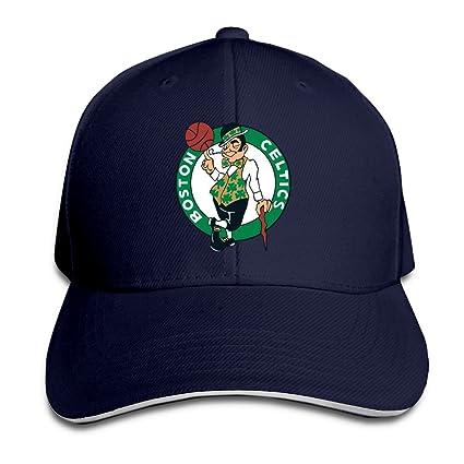 low priced 4a2f2 85e08 ... denmark show time boston logo celtics unisex baseball hat snapback cap  navy 0bc80 cf8d7