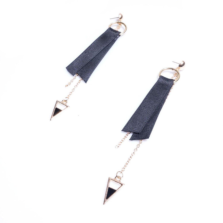 b0f60c852 Amazon.com: DVANIS Jewelry Gothic Lolita Alloy Triangle Cloth Drop Dangle  Earrings for Women: Jewelry