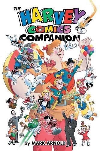 The Harvey Comics Companion