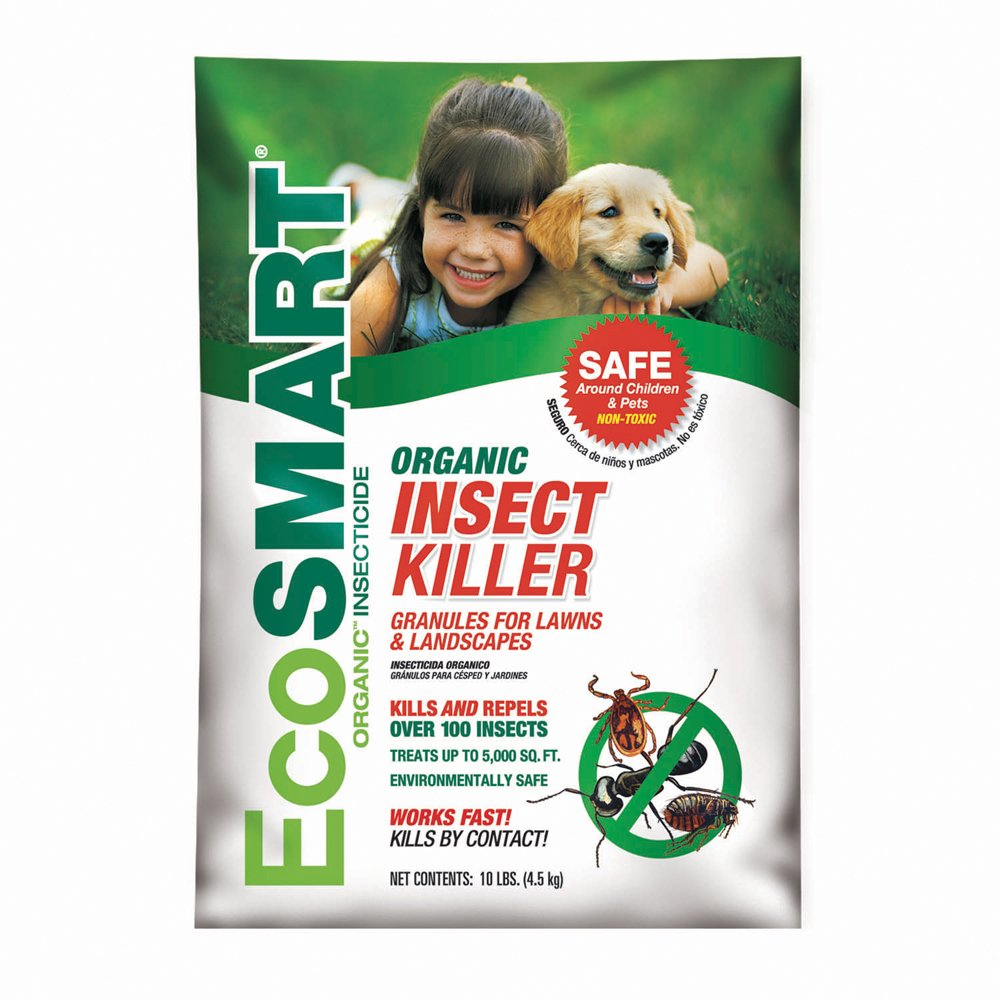 EcoSMART 33134 Insect Granules, 10 lb Bag, brown by Ecosmart