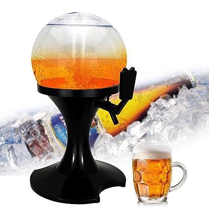 Umiwe Bola dispensador de bebidas de cerveza, 3,5 l, dispensador de bebidas