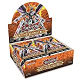 Yugioh Flames Of Destruction 1st Edition Booster Box - 24 packs of 9 cards each