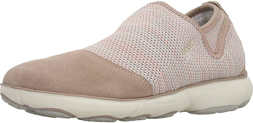Vivienda pecho Pera  Amazon.com: Geox Women's Low-Top Sneaker: Shoes