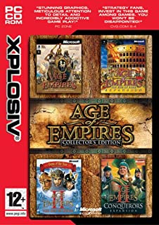 Age of Empires III - Complete Collection (PC CD): Amazon co