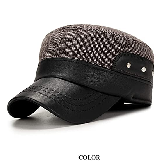 B Baosity Cappello Invernale Con Paraorecchie Antivento Accessorio Uomo Per  Inverno Freddo - Caffè 2120c6382aeb
