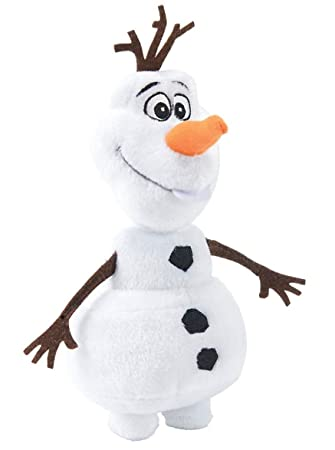 Peluche disney reine des neiges