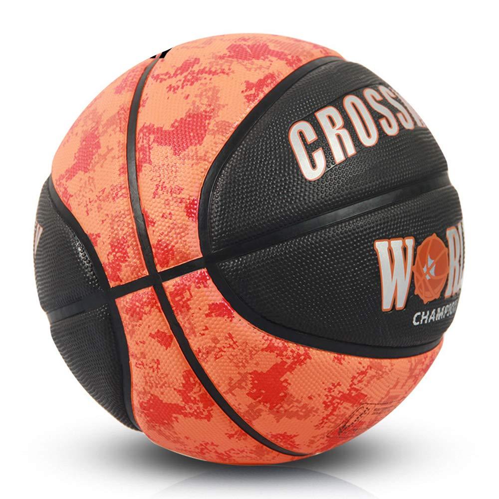 Basket-Ball extérieur cimentable 7ème entraînement de compétition Sportive Standard en Caoutchouc BS-Basket-4