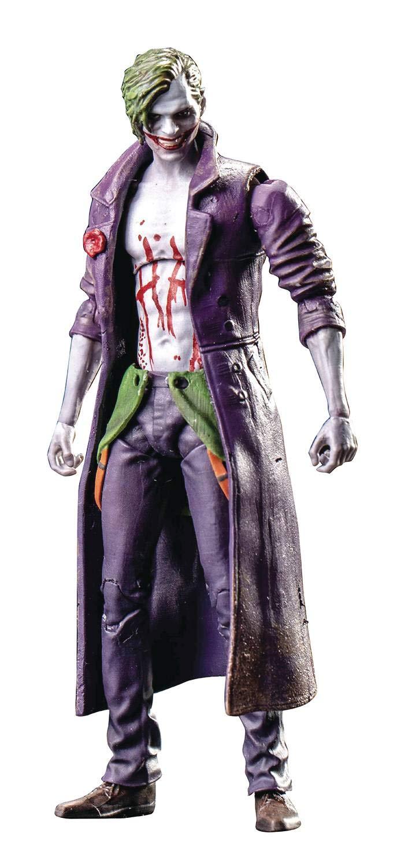 Hiya Toys LD0038 Injustice 2: Joker 1: 18 Scale Action Figure, Multicolor