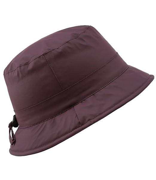 EveryHead Fiebig Sombrero De Pesca Para Mujer Pescador Gorro Impermeable  Ocio Verano Resistente Al Agua Uni 6ab41881844