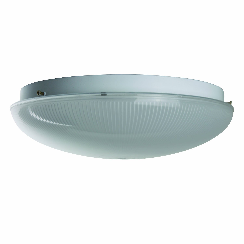 Sunlite AM54FR 2-Bulb Fluorescent Circline Ceiling Fixture, White ...