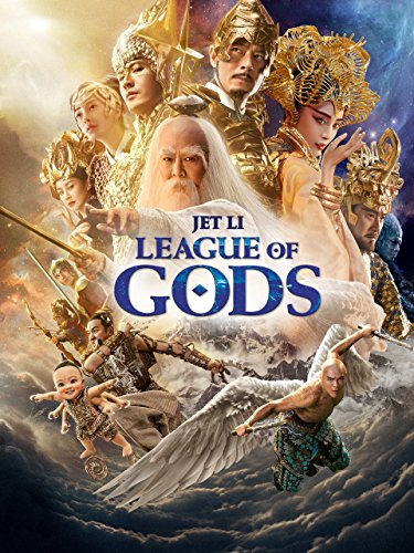 League Of Gods [English Subtitled] by
