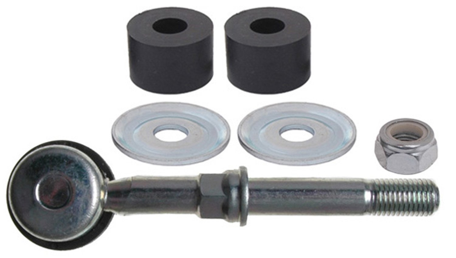 ACDelco 45G0041 Professional Front Suspension Stabilizer Bar Link Kit with Hardware