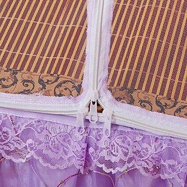 ZYT Moskitonetz Drinnen Polyester Anti Anti Anti - Moskito Polyester . Weiß B072M9GX43 Bettzubehr 9db77b