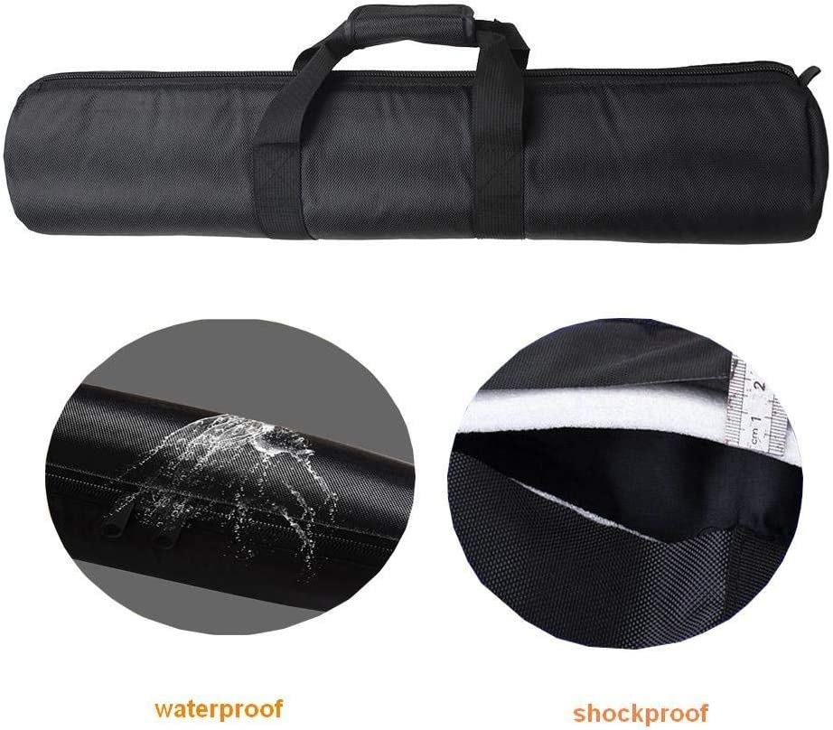 Tripod Carry Bag Pad Package -Bailuoni Great As A Carrying Case for Your Tripod in Outdoor/Outing Photography Bag (100cm)