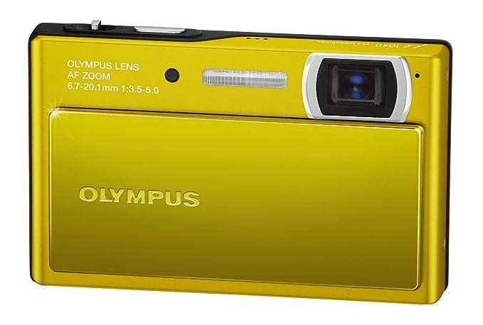 olympus mju 1040 digital camera melon yellow 2 7 amazon co uk rh amazon co uk Olympus Mju Phots olympus stylus 1040 manual