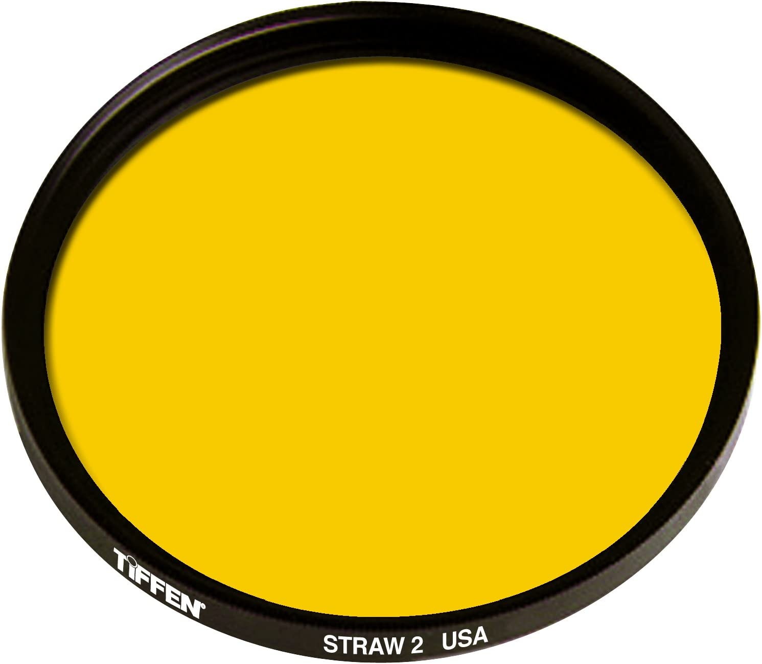 Tiffen 138mm Straw 2 Solid Color Filter