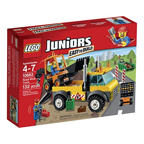 LEGO 10683 Road Work Truck Building Kit