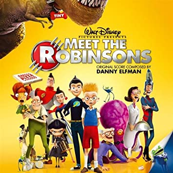 amazon meet the robinsons various artists キッズアニメ テレビ