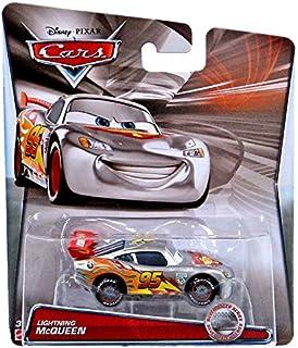 amazon com disney pixar cars 2015 silver racing series