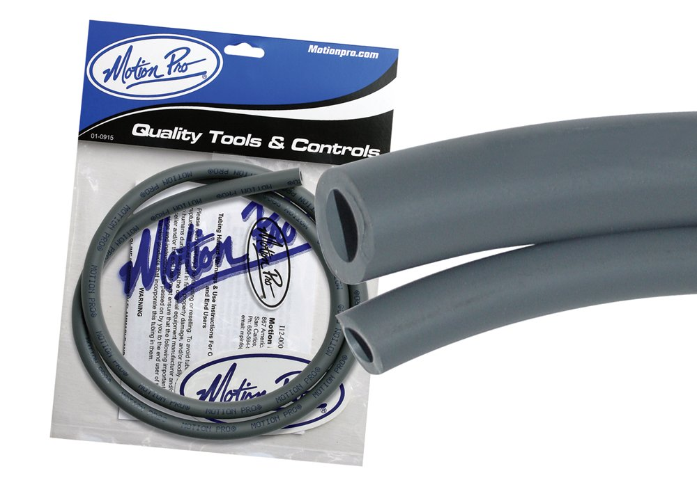 Motion Pro 12-0049 Tygon Grey 3/16' x 3' Premium Fuel Line