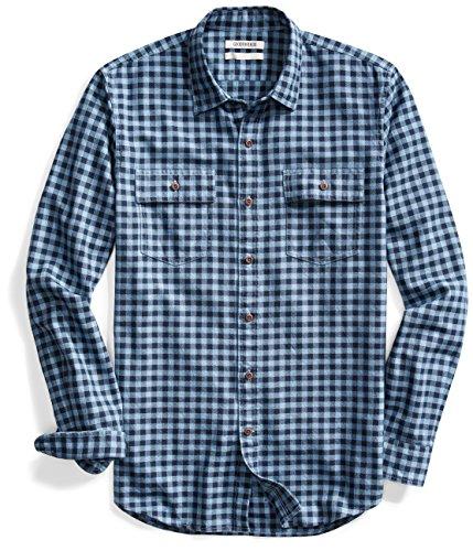 Look Long Sleeve Crew Shirt - 1