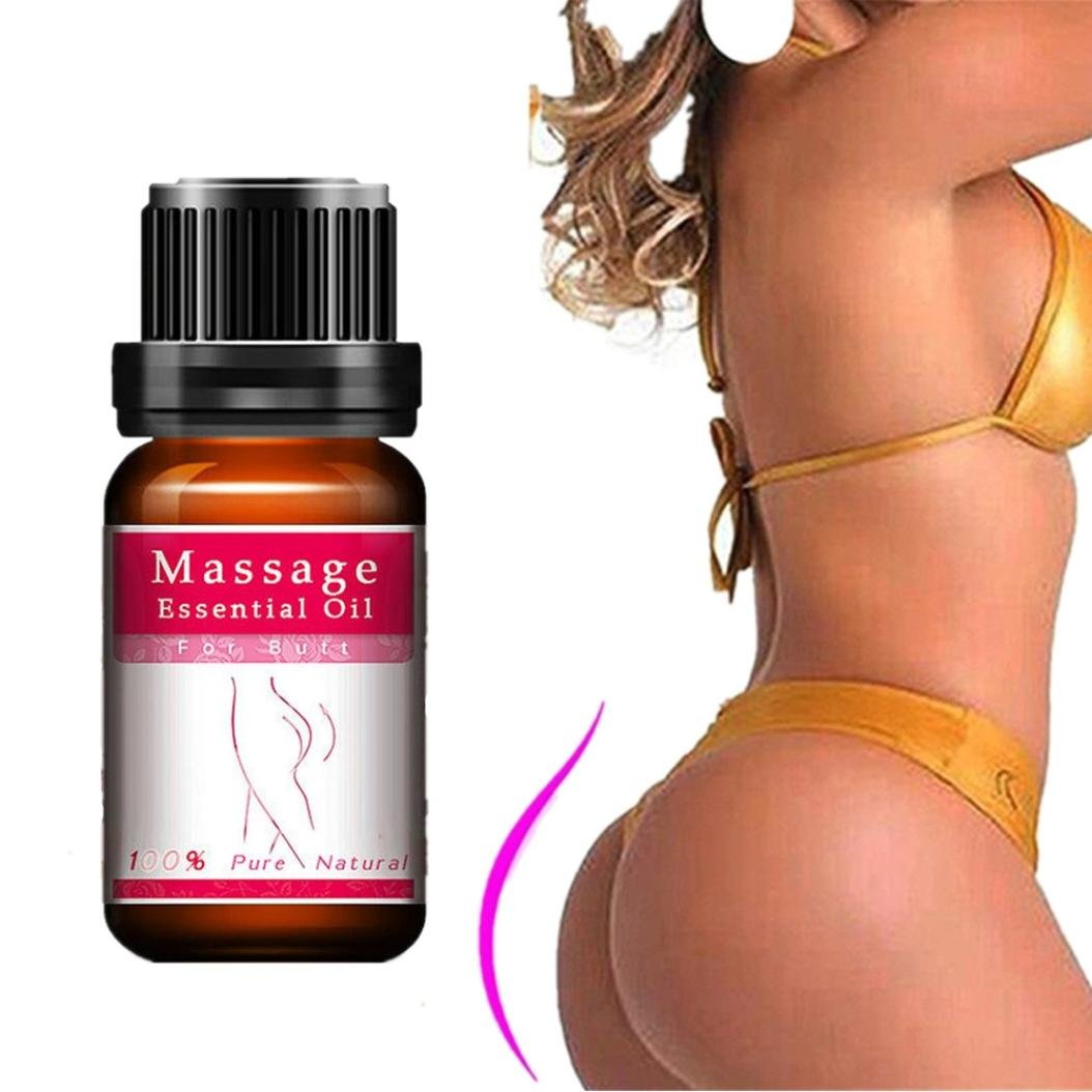 Essential Oils for Women and Men,Diadia Natural Buttock Enhancement Massage Essential Oil Hip Lift Up Butt Firm Skin Enlargement 10ML