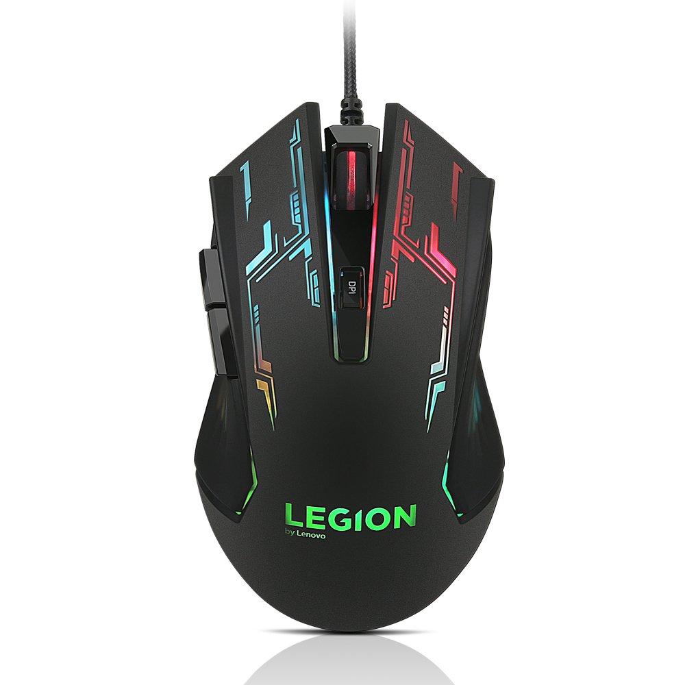 Lenovo Legion M200 RGB Gaming Wired USB Mouse GX30P93886